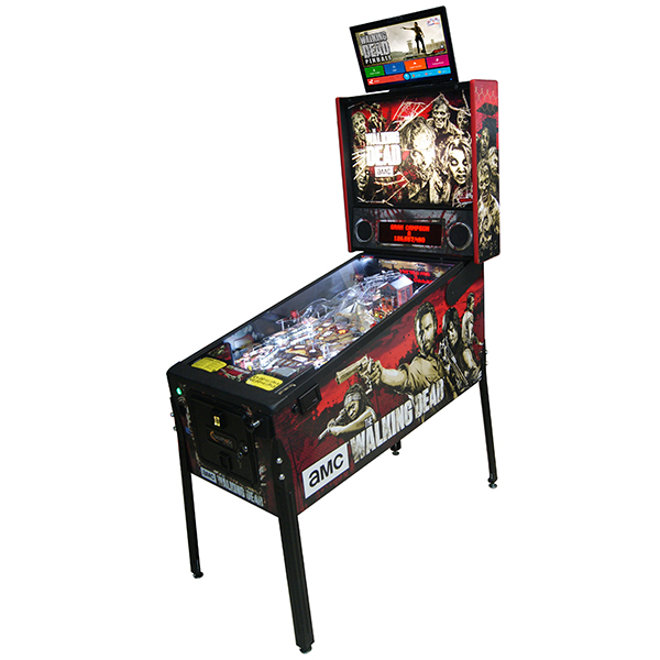 Pinballhouse HOME con Monitor