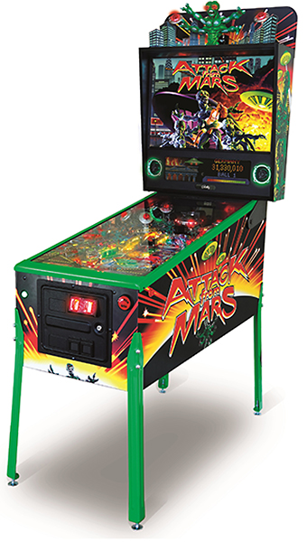 Pinball attack Limited Edition